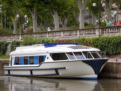 location bateau Vision 4 Diesel