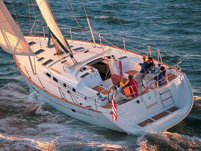location bateau Oceanis 47