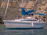 location bateau Aloa 27 DS