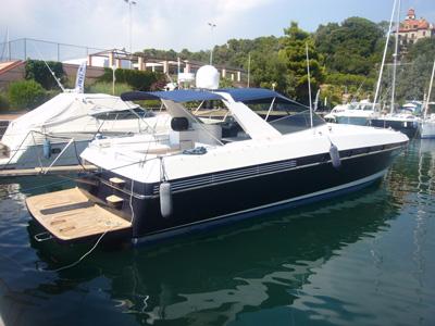 location bateau Tecnomarine T51