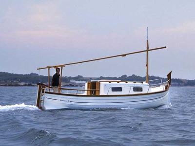 location bateau Menorquin 36