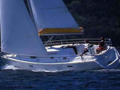 location bateau Oceanis Clipper 331