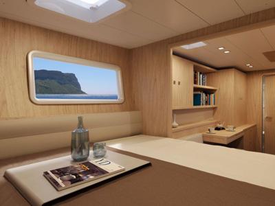 intérieur Lagoon 39 Premium
