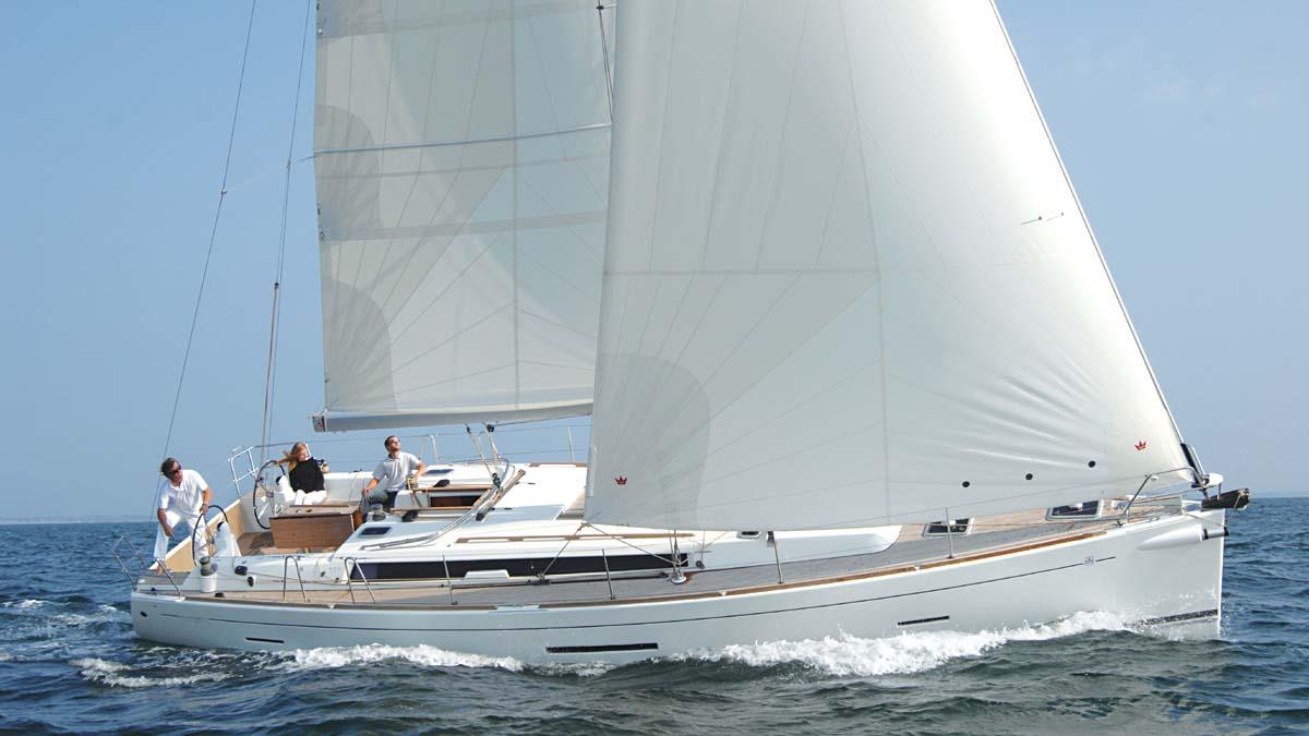 location bateau Dufour 450 GL