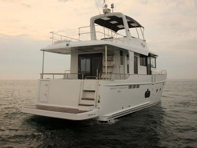 äußere Swift Trawler 50