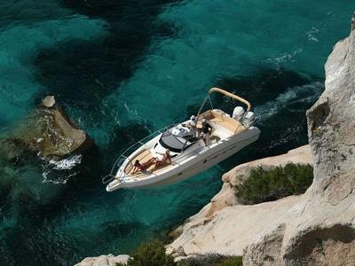 location bateau Capelli 32 WA