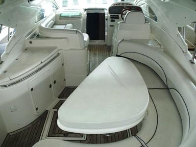 location bateau Platinum 40