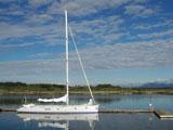location bateau Gwen Mor