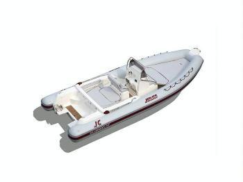 intérieur Jokerboat Clubman 24