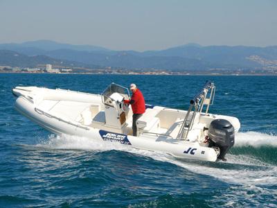 location bateau Jokerboat Clubman 22