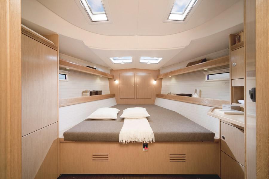 innen Bavaria Cruiser 45