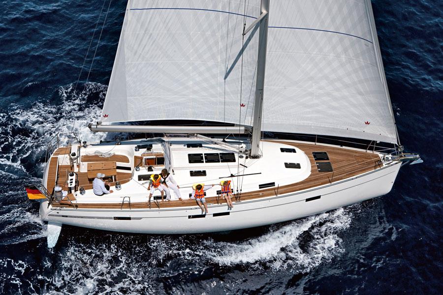 äußere Bavaria Cruiser 45