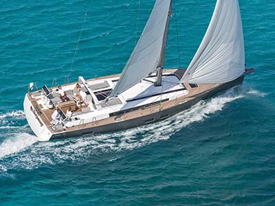 location bateau Oceanis 55