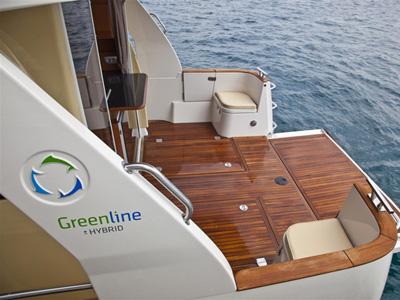 esterno Greenline 33