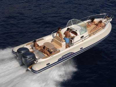 location bateau Tempest 900