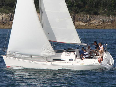 location bateau Sun Fast 32