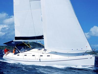 location bateau Harmony 47.3