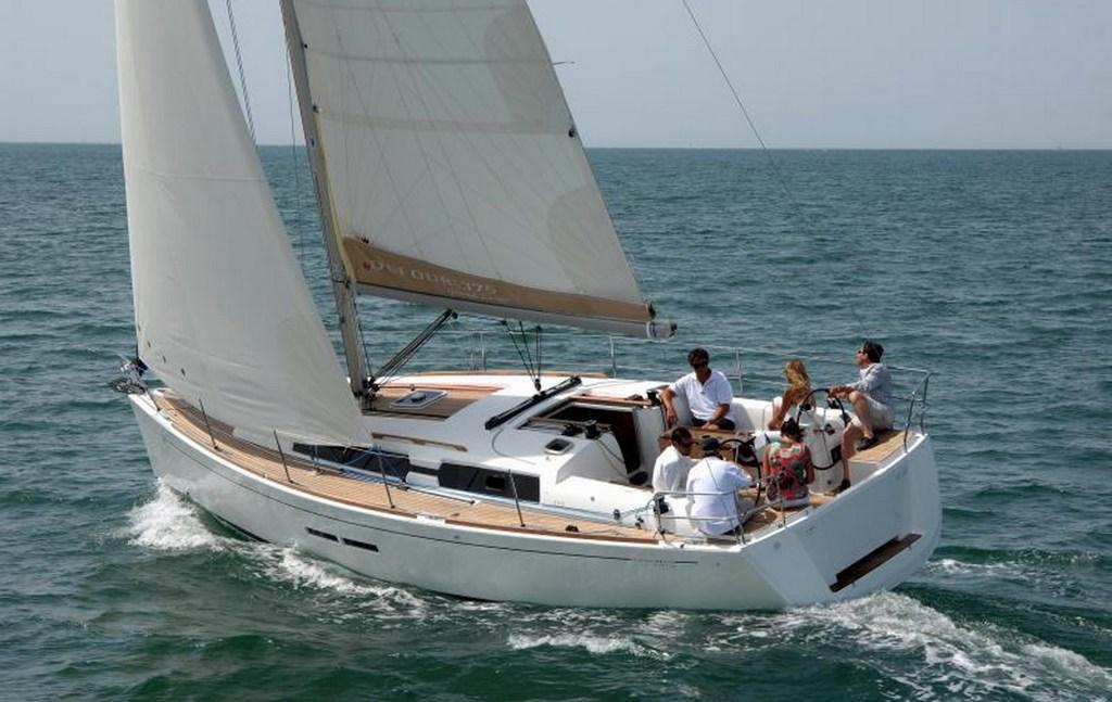 location bateau Dufour 380