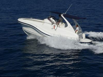 location bateau Scanner One
