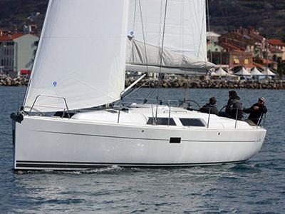 location bateau Hanse 400e