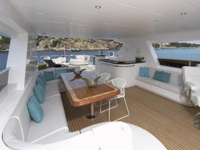 location bateau Johnson 105