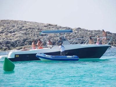 location bateau Quer Mediterranea 36