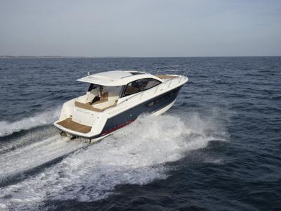 location bateau Leader 10