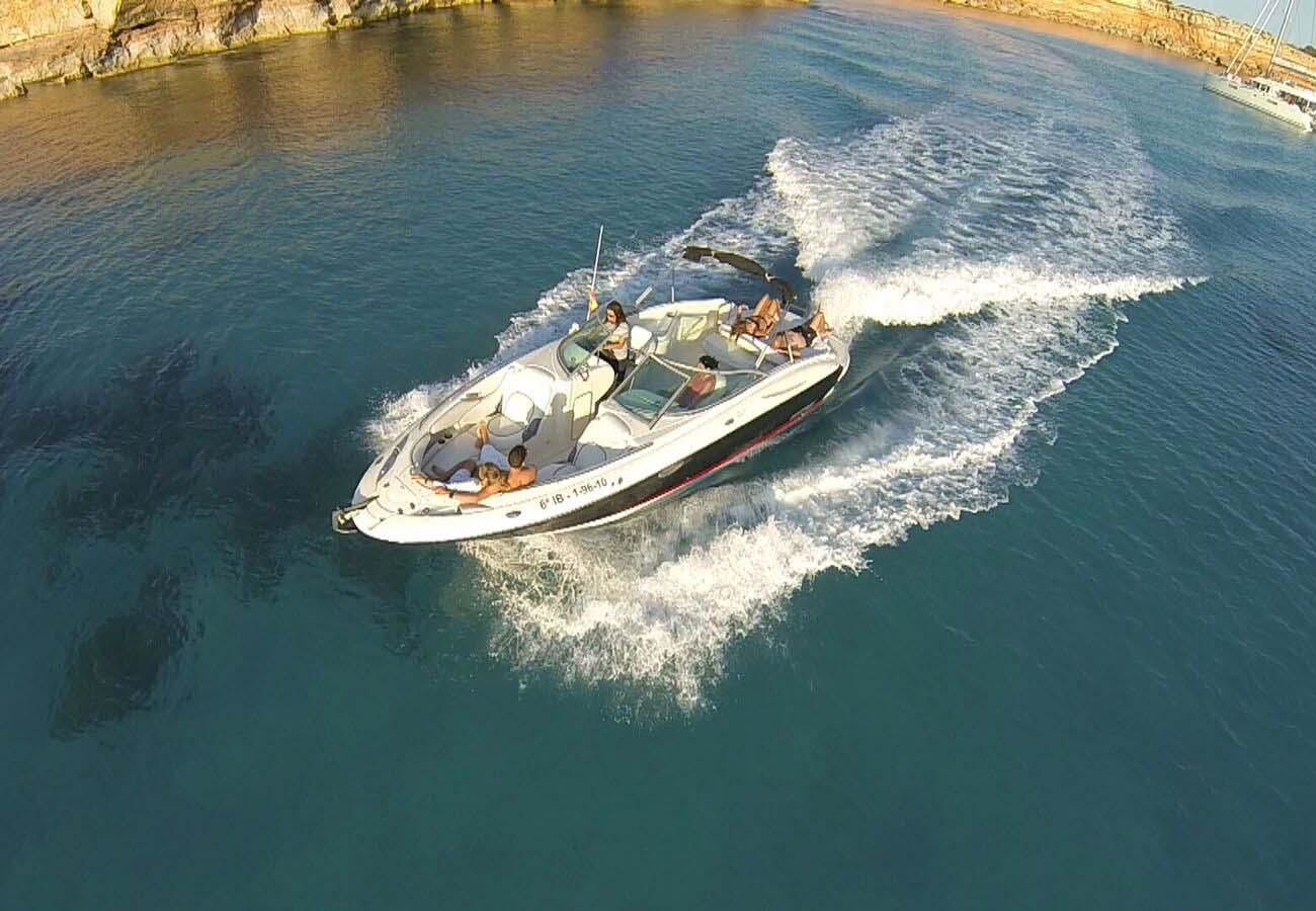 location bateau Monterey 278 SS