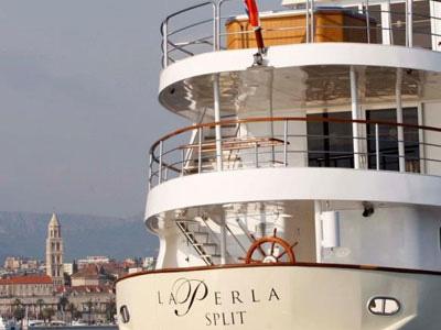 Location bateau  La Perla