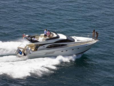 Location bateau  Azimut 52