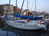 location bateau Comet 860