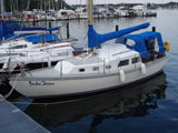 location bateau Contest 27