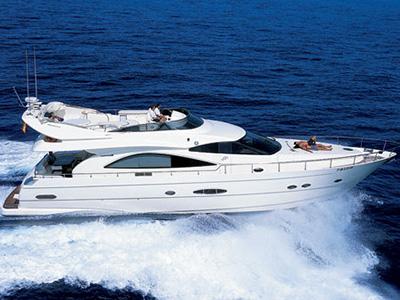 Location bateau  Astondoa 66