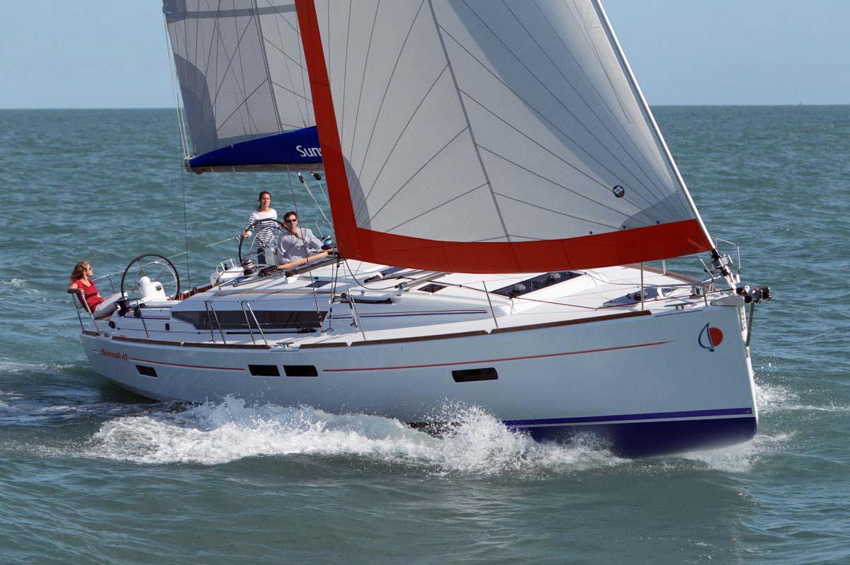location bateau Sunsail Sun Odyssey 469