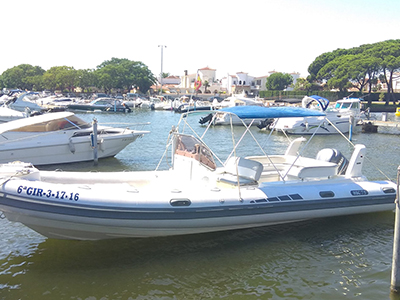 location bateau Bsc 75