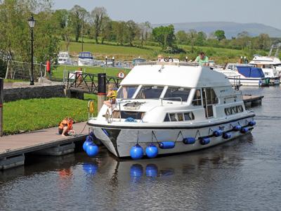 Location bateau  Waterford