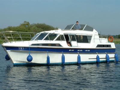 location bateau Clare
