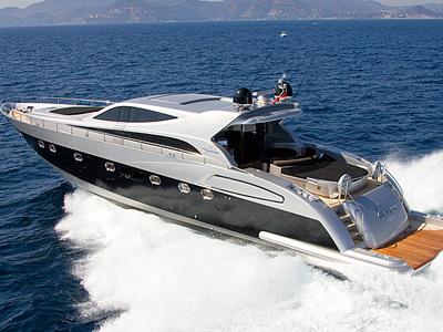 location bateau Alfamarine 78