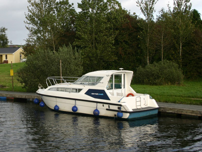 location bateau Carlow