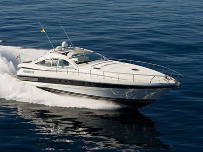 location bateau Pershing 54