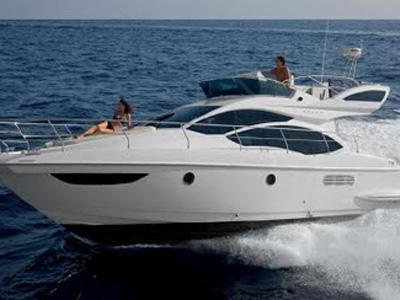 location bateau Azimut 38 Fly