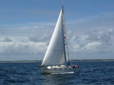 location bateau Hallberg Rassy 31