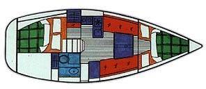 intérieur First 285
