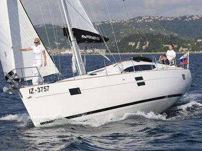 location bateau Elan 444 i