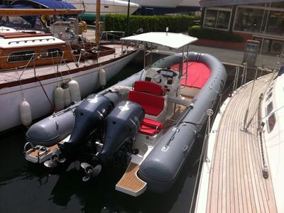 location bateau Capelli Tempest 900 Sun