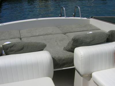 location bateau Itama 38