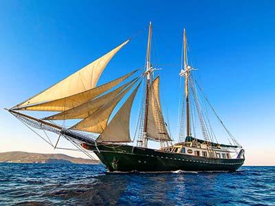 location bateau Arktos
