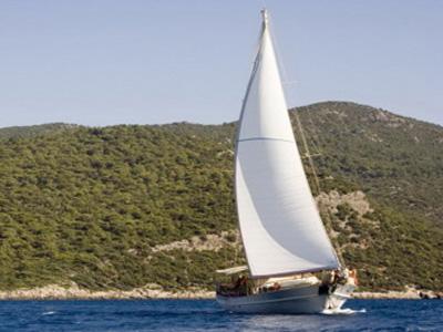 location bateau Aegean Schatz