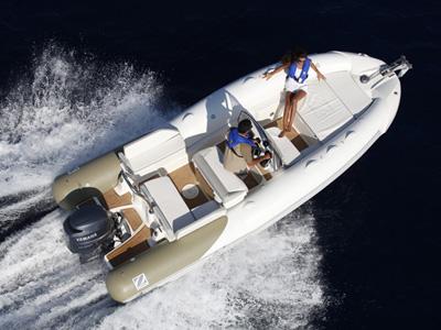 location bateau N-Zo 600