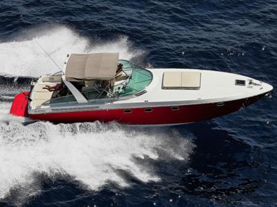 location bateau Baia 43
